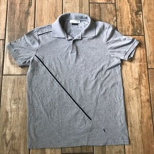 Men's Versace collection polo shirt size Large